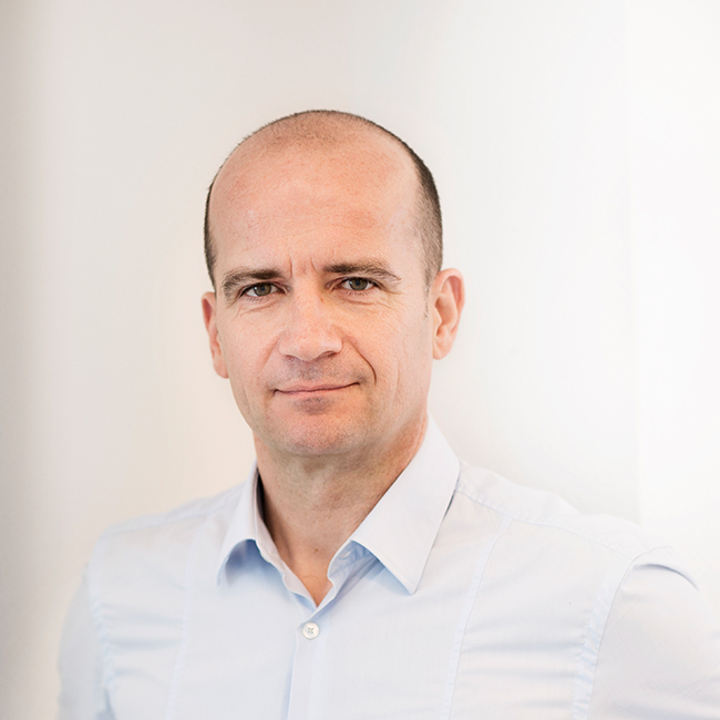 Dr. Jürgen Czaja Portrait